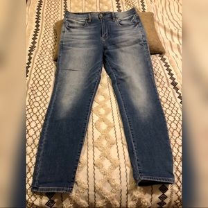 American Eagle Denim - Skinny Crop